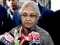 Video : Women don't feel safe in Delhi, says chief minister Sheila Dikshit