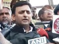 Video: Two days after stampede, Chief Minister Akhilesh Yadav visits Allahabad