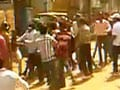 Video : 1 cop killed as Trinamool, Congress students armed with guns clash in Kolkata