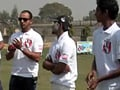 Video : Murali Kartik shares experience with UCC stars