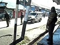 Video: Two policemen killed by militants in Kashmir