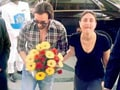 Video : Saif joins Kareena in Bhopal, Ekta's Daayan dolls