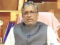 Video : Slow but steady progress on GST: Sushil Modi