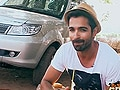 Varun takes an adventurous ride to South Goa