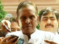 Video : I regret remarks on Mulayam, says minister Beni Prasad Verma