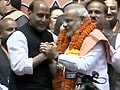 Video : BJP announces Team 2014, Narendra Modi gets lead role