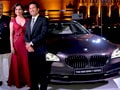 Royal debut for BMW's 7 series