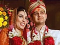 A Bollywoodesque wedding for Maanya