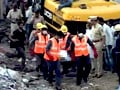 Video : Two builders of collapsed Thane building arrested