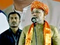 Video : Modi tears into Rahul's 'beehive' theory