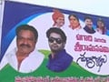 Video: In Andhra Pradesh, parties face-off over NT Rama Rao's photos