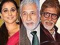 Video : Vidya Balan's next with Big B and Naseeruddin Shah