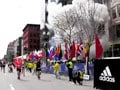 Video : Boston marathon blasts: Amateur video shows chaos at the finish line