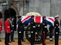 Video: Britain bids farewell to the Iron Lady