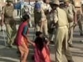 Video : India's shame: mother demanding justice for dead daughter beaten