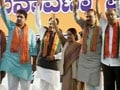 Video : BJP kicks off Karnataka poll campaign