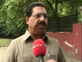 Video : I prepared a very fair report, my job has been done faithfully: JPC chairman P C Chacko to NDTV