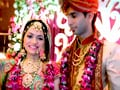 Disha dresses up for her dream wedding