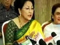 Video : Mala Sinha rejects Dadasaheb Phalke Academy award