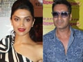Ajay Devgn to pair up with Deepika?