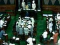 Video : Congress pushes for Food Security Bill, BJP stalls Parliament
