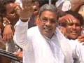 Video : I'm a strong contender: Siddaramaiah
