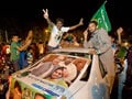Video : NDTV in Pakistan: Celebrations begin as Nawaz Sharif claims win