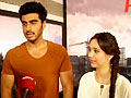 Video: I am a grounded person: Arjun Kapoor
