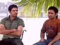 Video: India Questions Mahi and Yuvi (Aired: October 2007)
