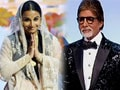 Namaste Cannes, say Big B and Vidya Balan