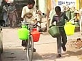 Video: Bangalore thirsty as taps run dry