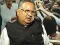 Video: Modi proved governments formed on basis of development: Raman Singh to NDTV
