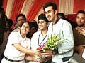 Ranbir creates fan frenzy in Kolkata