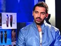 John Abraham's take on male grooming
