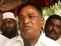 Video : 'Public mandate demands Srinivasan needs to step down'