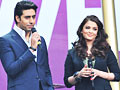 Video: Aishwarya, Abhishek at Chimes for Change concert