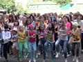 Video : Moscow flash mob: Gangnam Style!