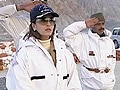 Jai Jawan with Aishwarya Rai (Aired: December 2004)