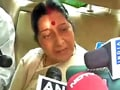 Video: Advani resignation rejected by BJP; will persuade him, says Sushma
