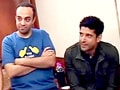 Video : Farhan on his Fukrey fixation