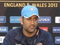 Video : India skipper Dhoni has no time for controversies, only for cricket