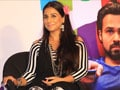 Video : The truth behind Vidya Balan's attire in Ghanchakkar