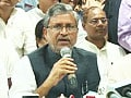 Video : Sushil Kumar Modi on split with JD(U)