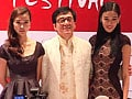 From China to Chandni Chowk: Actor Jackie Chan in the capital