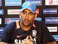 Video : It's not a must to win Champions Trophy, just want to play good cricket: MS Dhoni