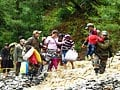 Video: No one flooded #Uttarakhand?