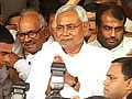 Video : Nitish wins vote, Congress supports him but denies larger plans
