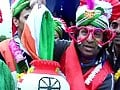 NDTV celebrates with ecstatic Indian fans
