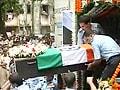 Video : शहीद विंग कमांडर डेरल कैस्टिलिनो का हुआ अंतिम संस्कार