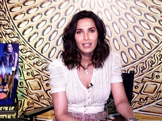 My Style Is The Same As When I Was 15: Padma Lakshmi